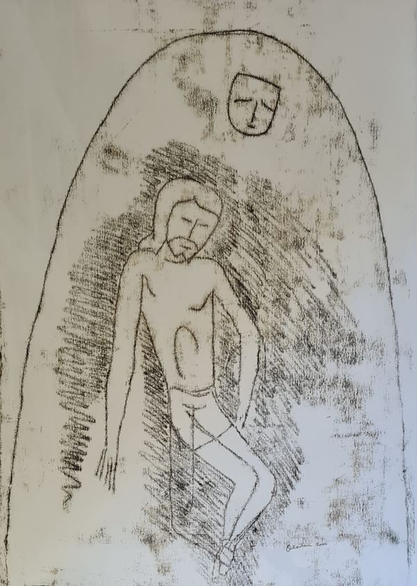 Venturino Venturi - Madonna con Cristo