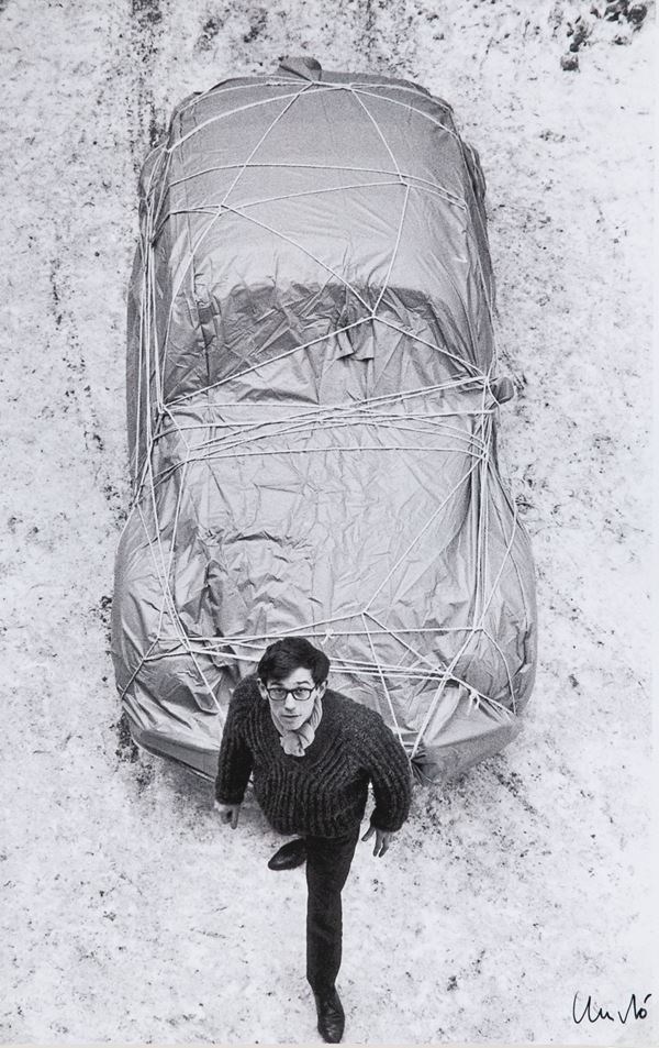 Christo and Jeanne- Claude - Volkswagen