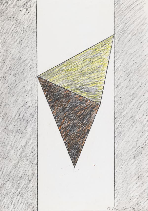Mauro Staccioli - Forma colorata
