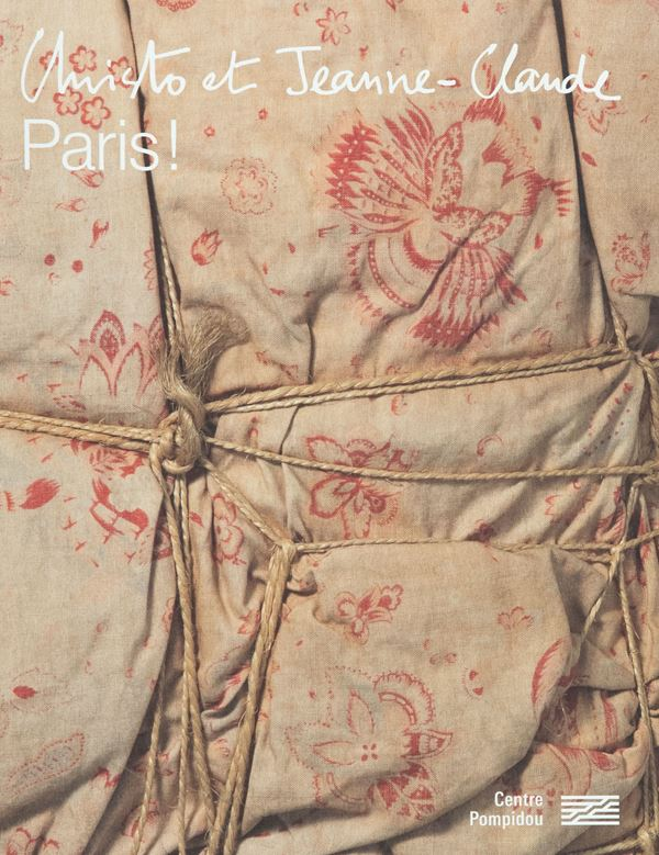 Christo and Jeanne- Claude - The Pont. Neuf Wrapped (Project for Paris 1976)