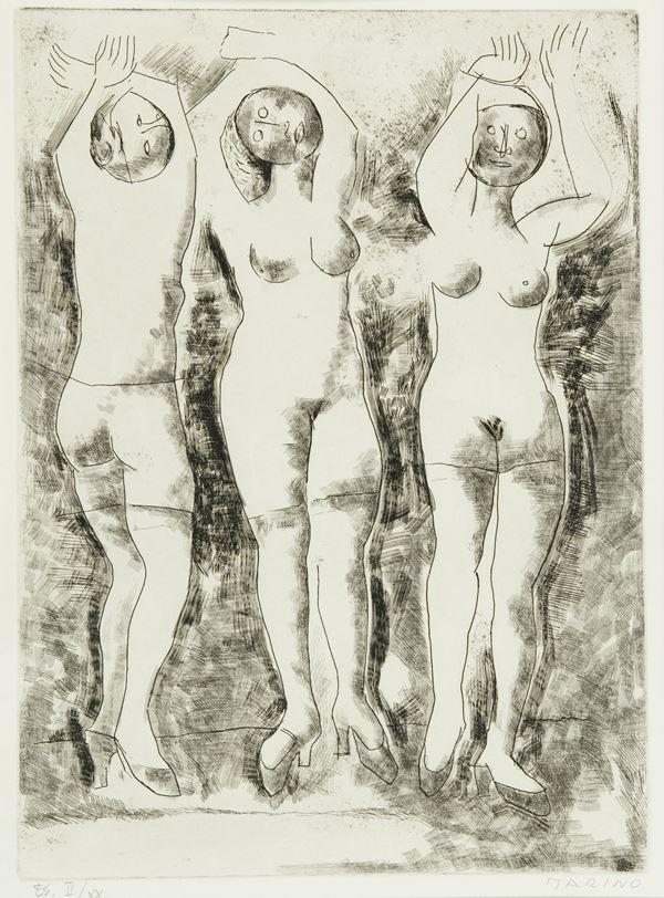 Marino Marini - Tre danze