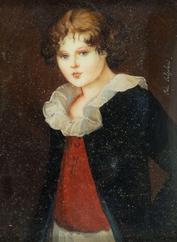 Ida Calzolari - Ritratto