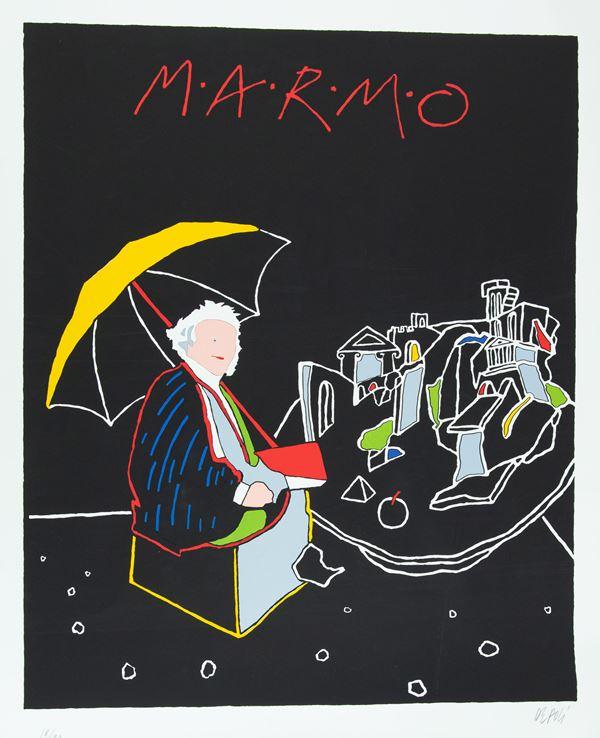 Fabio De Poli - Marmo