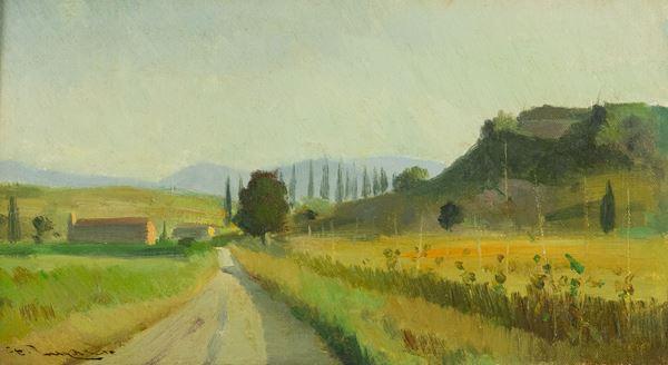Giorgio Luxardo - Paesaggio