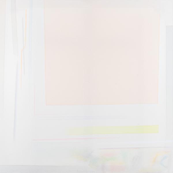 Riccardo Guarneri - Dall'alto un campo rosa