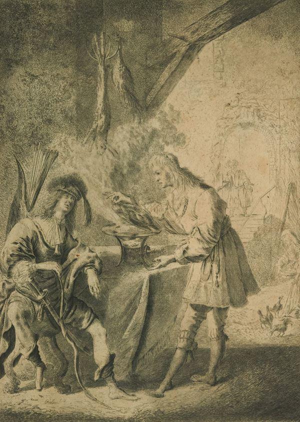 Van Rijn Rembrandt - Sena titolo