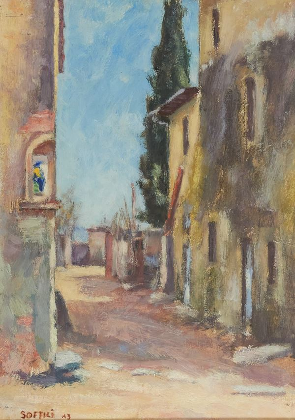 Ardengo Soffici - La madonnina