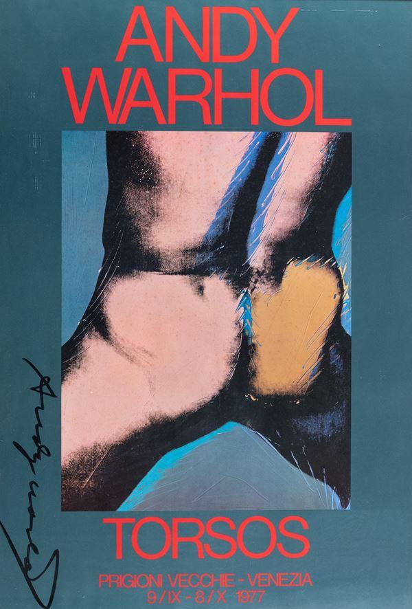 Andy Warhol - Torsos