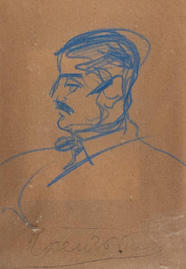 Lorenzo Viani - Profilo di uomo