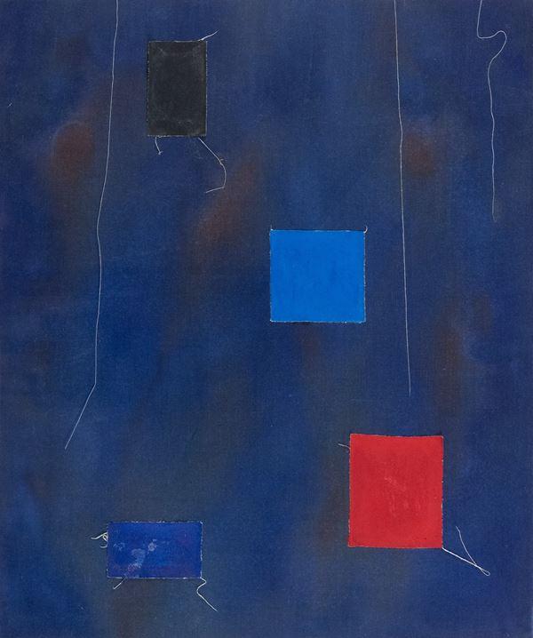Achille Pace - Quadrato rosso