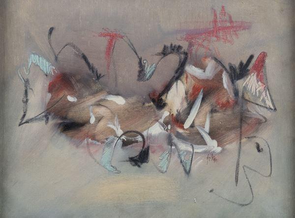 Sergio Dangelo - Farfalle nella memoria