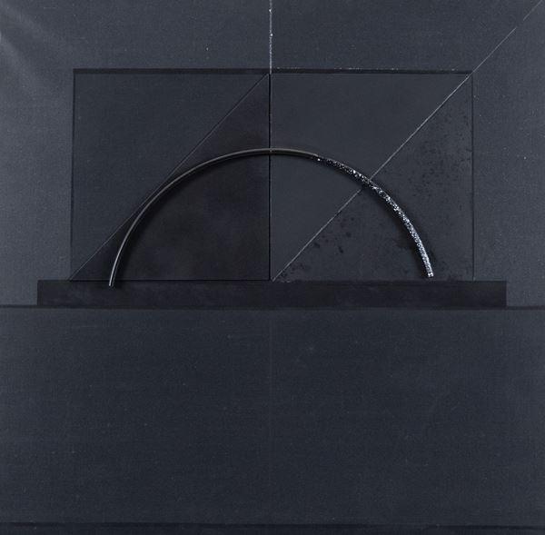 Walter Valentini - Diagonale nera I