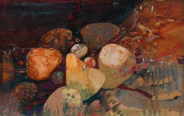 Leonardo Cremonini - Piante alla bassa marea