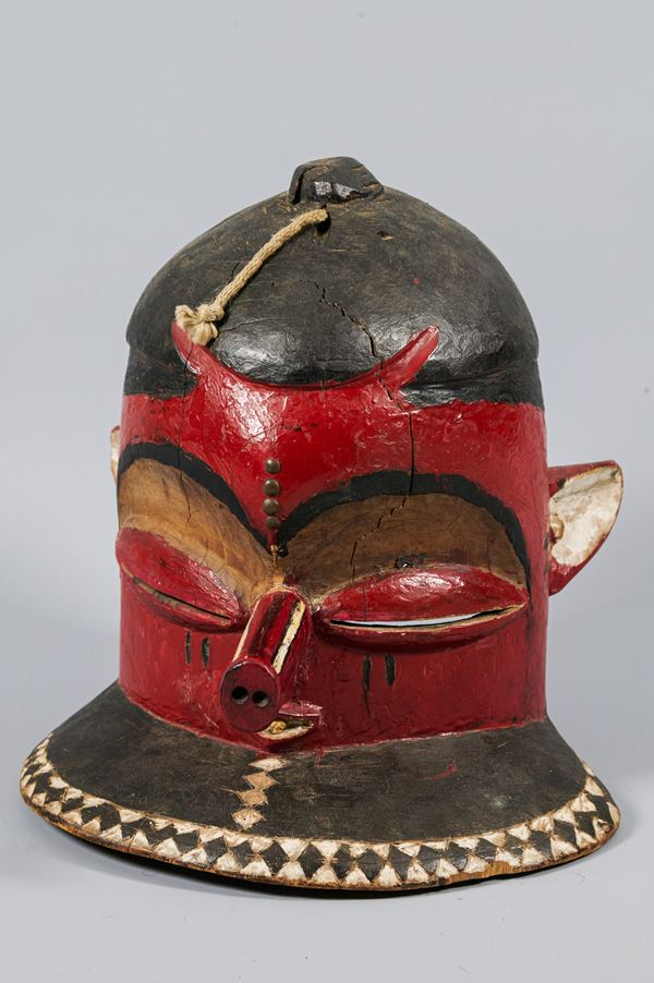 Maschera Kipoko - Pende Orientali