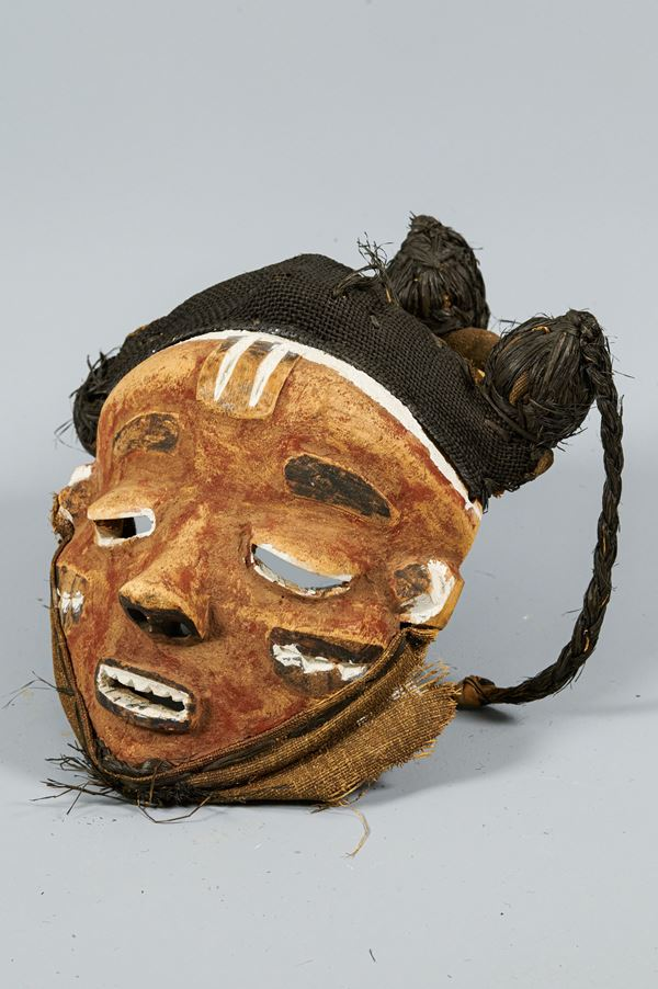 Maschera Mbuya - Pende